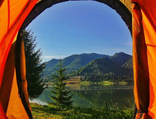 Camping in Toscane